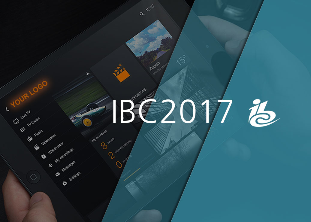Let's have your app ready before IBC2017!